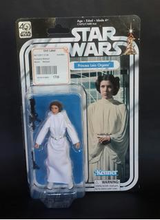 Princesa Leia - Star Wars: Black Series - 40th Anniversary