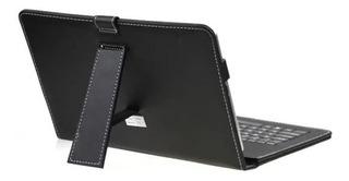 Funda Teclado Para Tablet Micro Usb