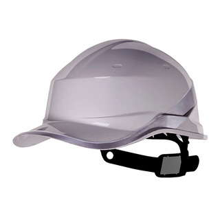 Capacete Com Aba Frontal Cinza - Baseball Diamond V D. Plus
