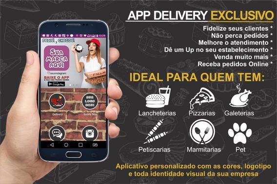 Sistema De Pedidos No Whatsapp + Aplicativo Para Delivery