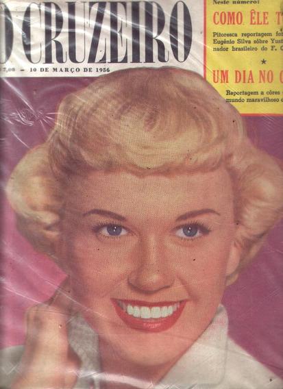 O Cruzeiro 1956.rebelião Da Fab.david Nasser.santos.esther