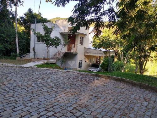Imagem 1 de 27 de Casa Com 2 Dormitórios À Venda, 150 M² Por R$ 550.000,00 - Piratininga - Niterói/rj - Ca20399