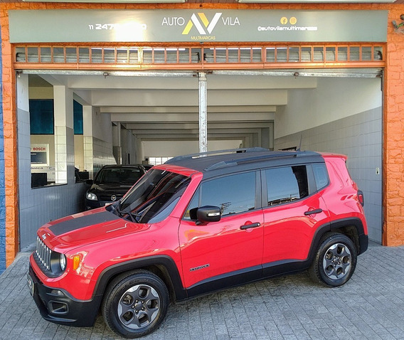 Jeep Renegade Sport Aut. 2016 Único Dono