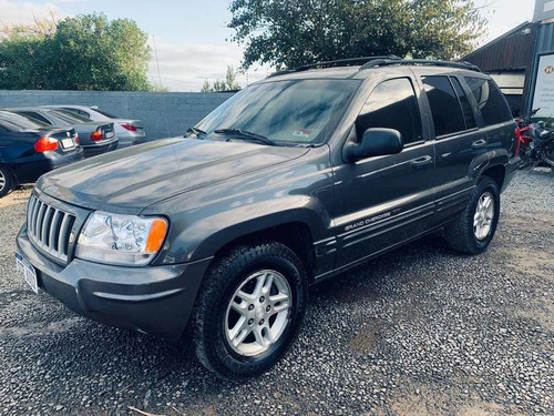 Jeep Grand Cherokee 2004 4.7 Limited 5p