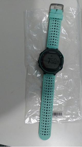 Relogio Garmin Forerunner 235 Running Watch Blue Ciano