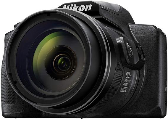 Camera Nikon Coolpix B600 Full Hd Wi-fi Bt Youtuber