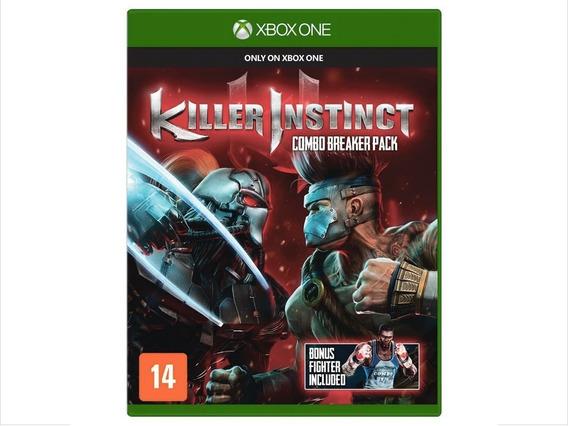 Game Xbox One Killer Instinct Pacote Combo Breaker