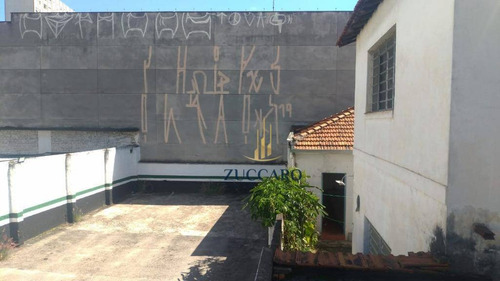 Terreno À Venda, 500 M² Por R$ 4.000.000,00 - Centro - Guarulhos/sp - Te0932