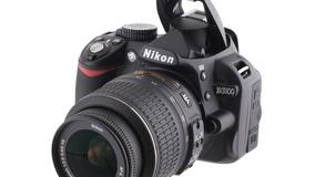 Câmera Fotográfica Nikon 3100 Com Pouco Uso Semi Nova