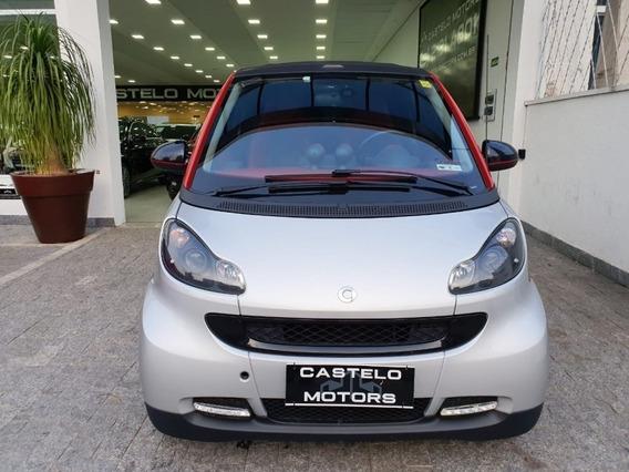 Fortwo 1.0 Cabrio Turbo 12v Gasolina 2p Automatic 2009/2010