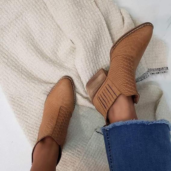 Calzado 100% Cuero