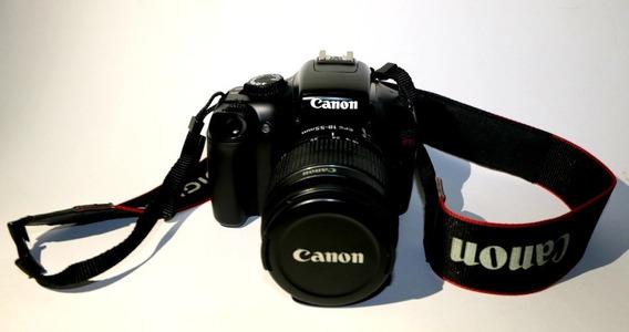 Canon T3 Semiprofissonal Ótima Iniciante Na Fotografia