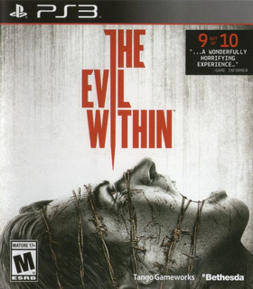 The Evil Within - Ps3 - Digital
