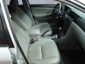 100ml Tinta Preparada Banco Couro Toyota Corolla 2003 A 2008