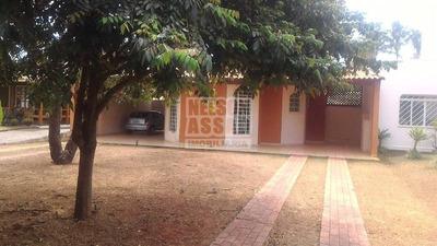 Casa Assobradada Para Venda No Bairro Jardim Karaíba, 3 Dorm, 1 Suíte, 7 Vagas, 220 M - 1580