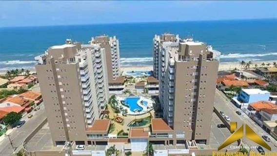 Lindo Apto Resort Itanhaém Sp 03 Dormitórios - Ap00024 - 67747902