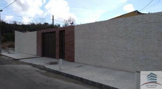 Casa De Esquina A Venda Em Pitimbu