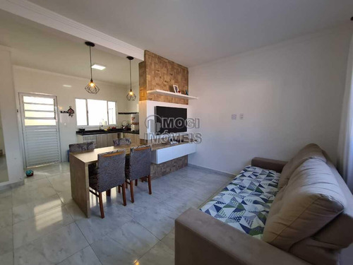 Imagem 1 de 15 de Casa Em Condomínio Para Venda Em Mogi Das Cruzes, Vila Nova Aparecida, 2 Dormitórios, 1 Banheiro, 2 Vagas - So585_2-1217869