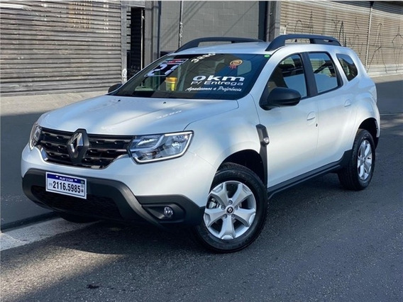 Renault Duster 1.6 16v Sce Flex Zen Manual