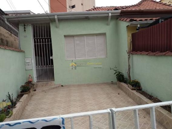 Casa Térrea Para Locação No Bairro Vila Formosa, 1 Dorm, 1 Vagas - 4031