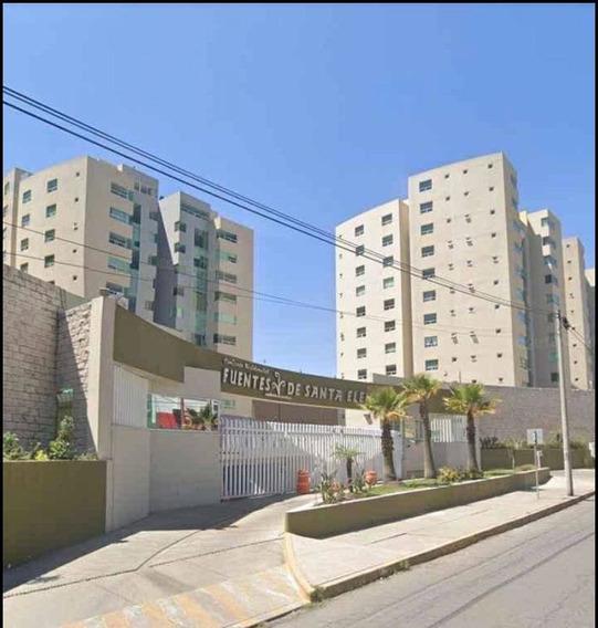 Departamento En Renta Prolongación Hacienda De Xalpa, Hacienda Del Parque