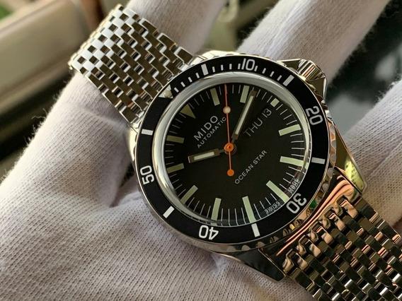 Relógio Mido Ocean Star Tribute Automatic M026.830.11.051.00