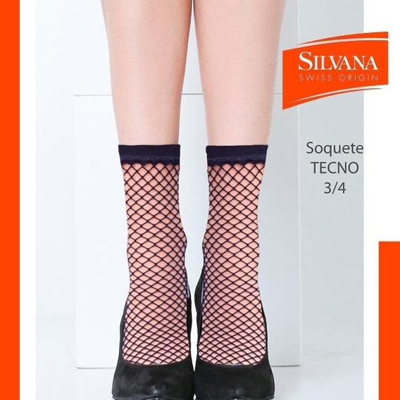 Zoquete Silvana Red Tecno Art 0035te