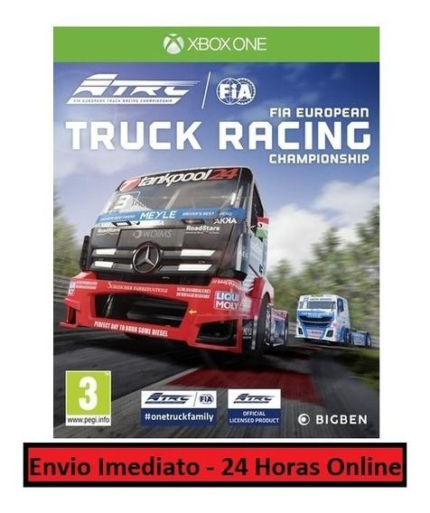 Truck Racing Jogo + Todo Conteúdo Extra Xbox One Digital