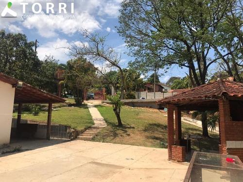 Imagem 1 de 30 de Chácara A Venda Em Porto Feliz - Ch00133 - 34475965