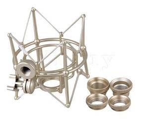 Shock Mount De Metal Universal (aranha P/ Condensadores)