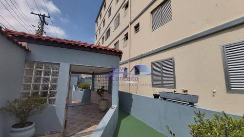 Apartamento Com 2 Dormitórios À Venda, 48 M² Por R$ 179.000,00 - Conjunto Habitacional Padre Manoel Da Nóbrega - São Paulo/sp - Ap0208