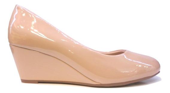 Zapatos Beira Rio Stilettos Charol Taco Chino 4791 Rimini