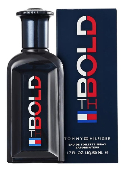 Th Bold Tommy Hilfiger Eau De Toilette Masculino 50ml