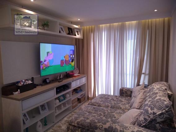 Apartamento A Venda No Bairro Vila Maria Em São Paulo - Sp. - 2059-1