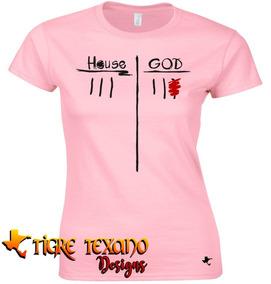 Playera Series Tv Dr. House Mod. 08 By Tigre Texano Designs