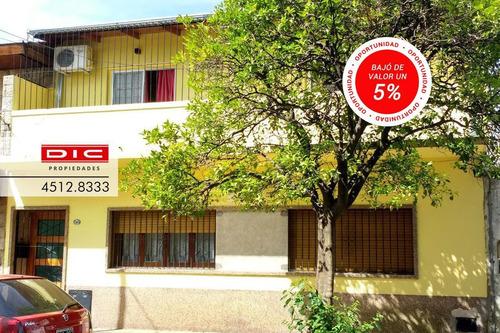 Buena Casa 7 Amb 2 Plantas Muy Buena Ubicación Cercana A Estacion - Munro-este