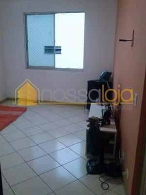 Fonseca, Próximo Alameda, Entrar E Morar, Sala, 1 Quarto, Banho, Cozinha, Área E 1 Vaga Marcada. - Ap3203