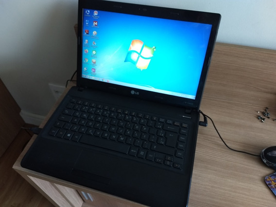 Notebook Lg S460 Processador Intel I3 6gb Ram 320gb Hd