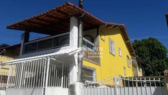 Casa Residencial À Venda, Trindade, São Gonçalo. - Ca0345