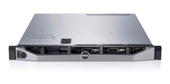 Servidor Dell Poweredge R420 16gb De Memória Ddr3 2 Sas