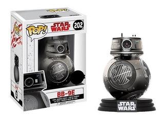 Funko Pop Bb-9e 202 Star Wars Ep 8 The Last Jedi Baloo Toys