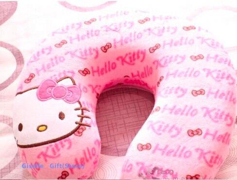 Almofada Descanso Pescoço Hello Kitty