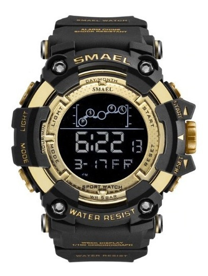 Relógio Shock Smael A Prova D