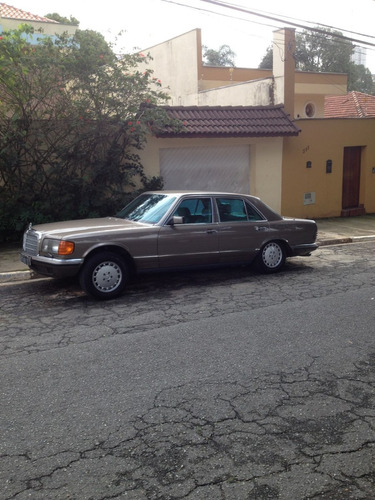 Mercedes Benz 500se 1980 Chassis 126