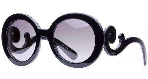 Oculos Prada Original Baroque Spr08t Fotos Reais