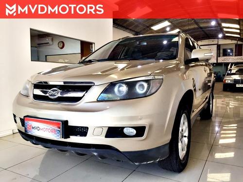 Byd S6, 7 Pasajeros Buen Estado, Mvd Motors Permuto Financio