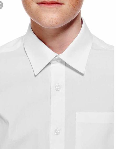 Camisas Escolares Blancas
