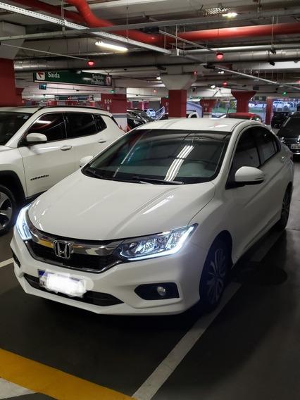 Honda City 1.5 Ex Flex Aut. 4p 2018