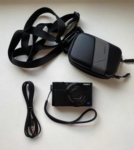 Câmera Sony Rx100 Original Full Hd 1º Modelo Super Conservad