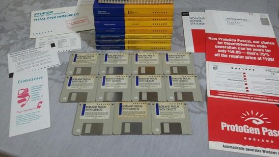 Borland Turbo Pascal With Objects 7 - Ler Anúncio!
